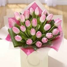 tulip bouquets tulip wedding bouquets pink tulip bouquet mothers day in putney