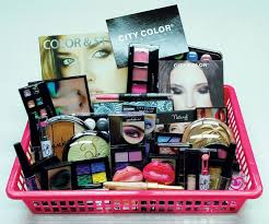 makeup gift baskets 11 best makeup basket ideas images on basket ideas