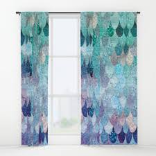 Fish Curtains Fish Window Curtains Society6