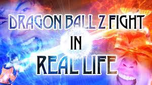 dragon ball fight