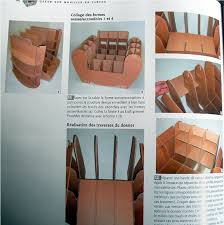 cardboard furniture plans napkin holder blueprints diy pdf plans