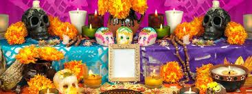 dia de los muertos decorations how el dia de los muertos is celebrated in mexico western union
