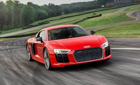 audi supercar audi r8 v10 plus at lightning lap 2016 u2013 feature u2013 car and driver