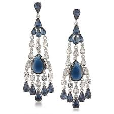 pierced earring chandelier earrings new york statement pierced carolee