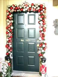 front doors 37 hung from a snowflake home door door ideas
