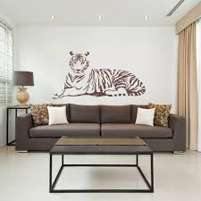 Wall Stickers Cats Tiger Wall Decal
