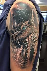 dragon tattoo realism danielhuscroft com
