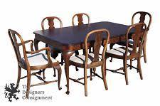 Antique Mahogany Dining Room Furniture Mahogany Antique Dining Sets 1900 1950 Ebay