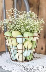 Diy Easter Outside Decorations by 30 Diy Easter Decorations Floral Arrangement Easter And Egg