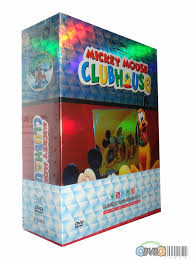 Mickey Mouse Clubhouse Bedroom Set Mickey Mouse Clubhouse Complete Dvds Box Set Children U0026 Family