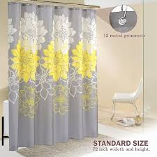 84 Inch Fabric Shower Curtain 30 Fabric Shower Curtains 84 Inches Cool Shower Curtains