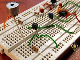 clap to turn off lights clap switch circuit rookie electronics electronics robotics