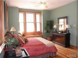 what color works with the natural wood trim in my bedroom