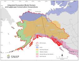 Alaska Fires Permafrost by Integrated Ecosystem Model Iem For Alaska And Northwest Canada