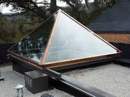 royalite pyramid skylight