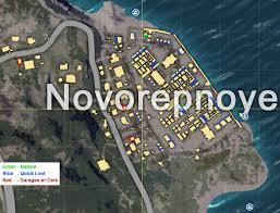 pubg quick loot in depth novo novorepnoye map pubattlegrounds