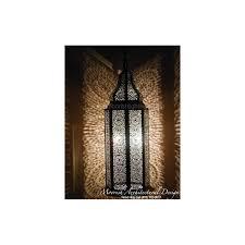 moroccan hanging lamp moorish lighting