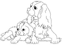 baikaetmilo dogs coloring pages coloring for kids