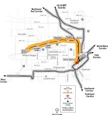 rtd rail map when will the rtd gold line to arvada be finished