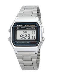 watches black friday amazon amazon com casio men u0027s a158wa 1df digital watch casio watches