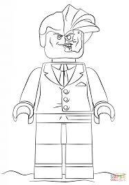 free printable coloring pages lego batman lego two face coloring page free printable coloring pages lego face