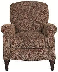 dana hi leg recliner morris home high leg recliner