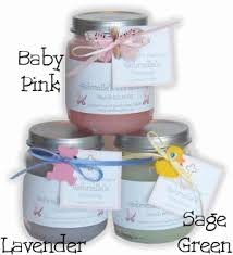 candle baby shower favors discount cheap baby food jar candle favors baby shower favors