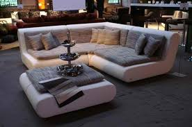 studded leather sectional sofa sectional sofas modular sofa beds design incredible ancient gray
