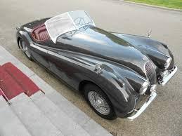 e type center 1953 jaguar xk120 ots