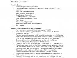 Resume Sample Kitchen Manager by Perfect Restaurant Kitchen Manager Resume Sample With Decorating Ideas