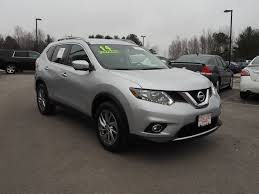 nissan rogue fully loaded used 2014 nissan rogue for sale in nh p3509a concord nissan
