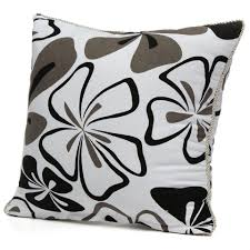 Uncategorized Black Decorative Pillows For Imposing Black