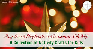 Christmas Crafts For Kids Shepherds by Angels U0026 Shepherds U0026 Wisemen Oh My A Nativity Crafts Collection