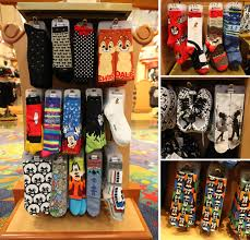 style happens here snazzy socks from disney parks disney parks