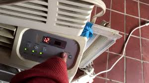 8000 Btu Window Air Conditioner Reviews Haier 8 000 Btu Window Air Conditioner Youtube