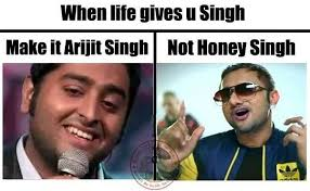 Seeking Honey Song What Are The Funniest Honey Singh Memes Quora