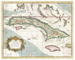 Cuban Map Cuba And Education Trips Us U0026 Abroad