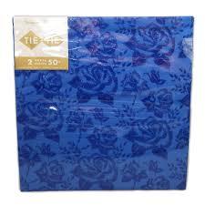 vintage gift wrap blue velvety flocked roses tie tie vintage gift wrap paper