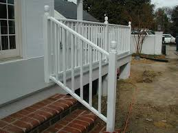 Outside Banister Railings Inspirations Outdoor Railing For Steps With Virginia Railing And