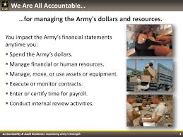 ppt army audit readiness overview powerpoint presentation id