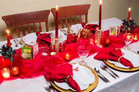 decorate your christmas table a feast for the eyes weallsew