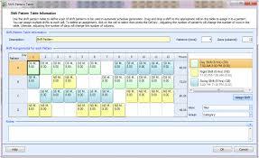 work shift scheduling expin memberpro co