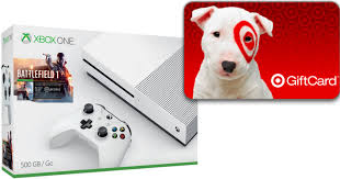 xbox one consoles video games target target com xbox one s 500gb battlefield bundle 249 99 and free