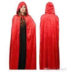Red Riding Hood Costume Kids Akatsuki Cloak Little Red Riding Hood Wizard Cloak