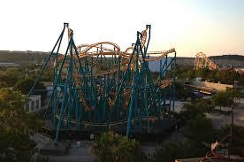 Parking At Six Flags Fiesta Texas Six Flags Fiesta Texas Theme Park In San Antonio Thousand Wonders
