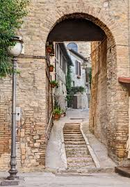 ancient alley in bevagna italy wallpaper wall mural wallsauce usa ancient alley in bevagna italy wall mural photo wallpaper