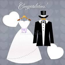 felicitations pour un mariage félicitations pour le mariage images libres de droits image