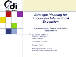 strategic planning for successful international expansion 1 728 jpg cb u003d1193363670