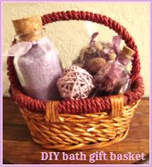 bathroom gift basket ideas homemade scented bath oil u0026 bath salts growing up bilingual