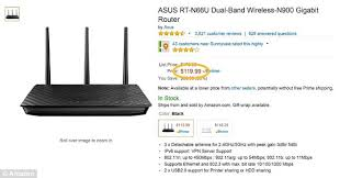 amazon black friday wireless routers the secret behind amazon u0027s low prices daily mail online